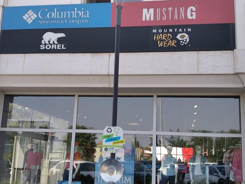 COLUMBIA DİLOVASI